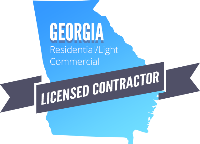 Georgia State Licensed Contractor